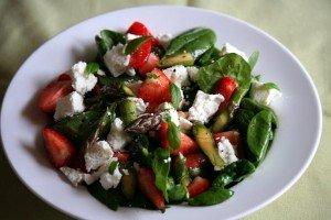 Proso i šparoge u najboljoj proljetnoj salati