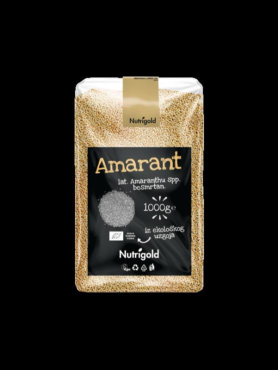 Amarant iz ekološkog uzgoja u prozirnoj ambalaži, 1000 grama
