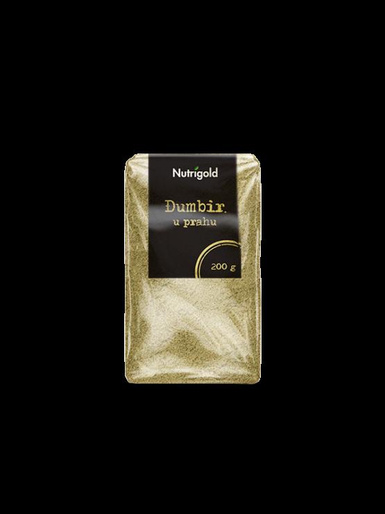 Dumbir u prahu, 200 g pakirano u plastičnoj vrećici