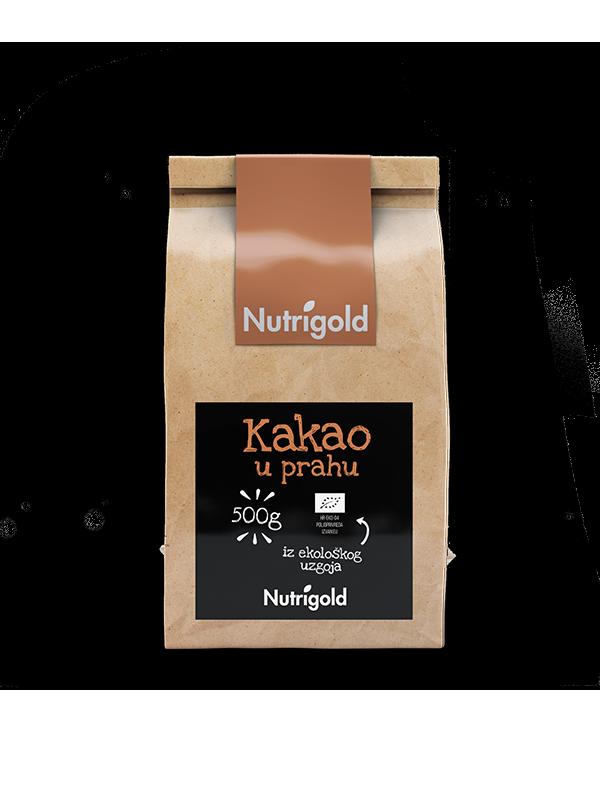 Kakao Prah - Organski 250G Nutrigold