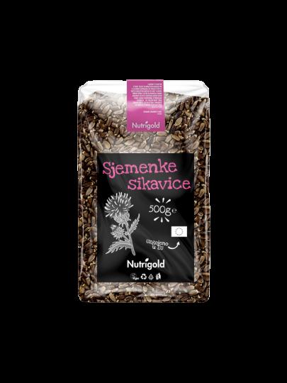 Sjemenke sikavice u smeđoj vrećici od 500 grama
