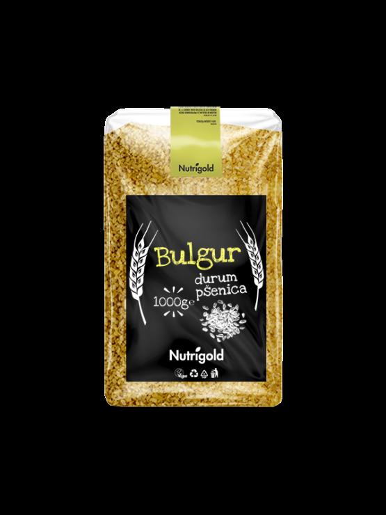 Nutrigold Bulgur u prozirnoj ambalaži od 1 kg