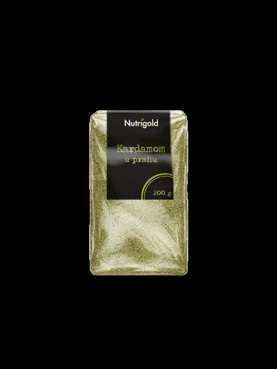 Nutrigold Kardamom u prahu - zeleni u prozirnoj plastičnoj ambalaži 200 g
