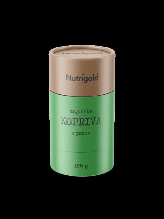 Nutrigold Kopriva u prahu - Organska u smeđoj ambalaži 150g
