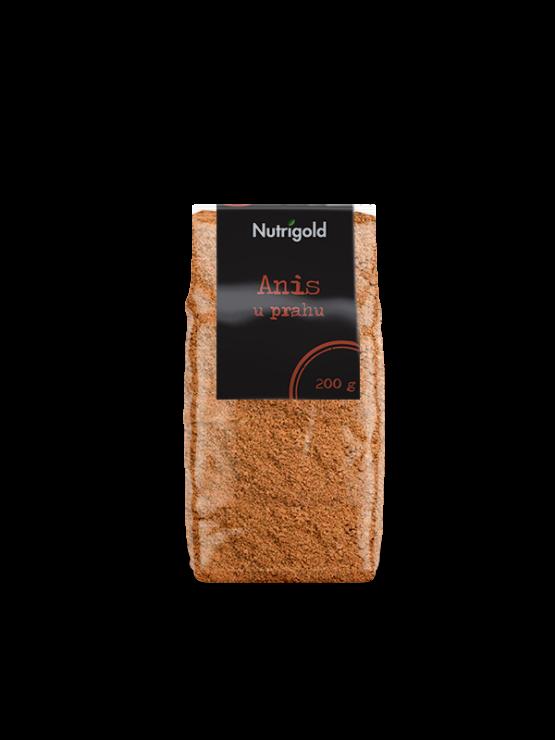 Nutrigold anis prah u prozirnoj ambalaži od 200 grama