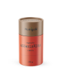 Nutrigold Ashwagandha Powder in a orange tube of 200 grams