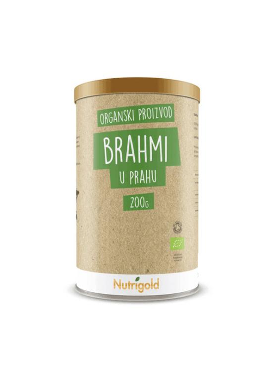 Nutrigold Brahmi prah u smeđoj ambalaži od 200g