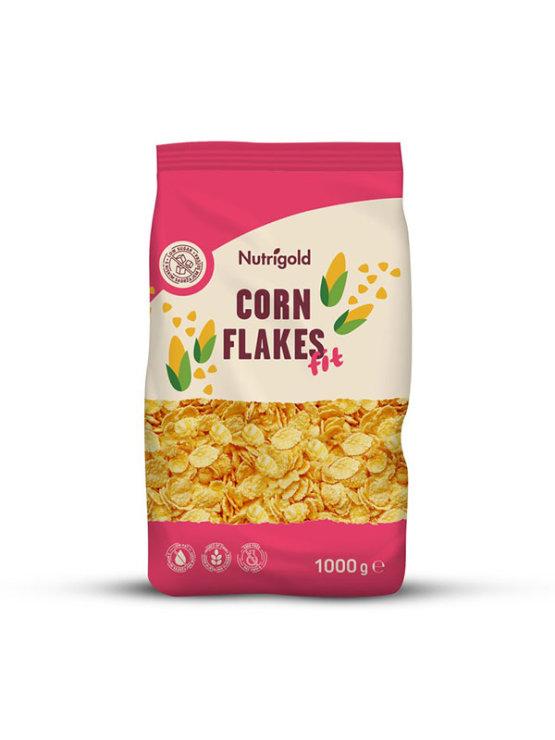 Nutrigold cornflakes fit u plastičnoj ambalaži 1000g