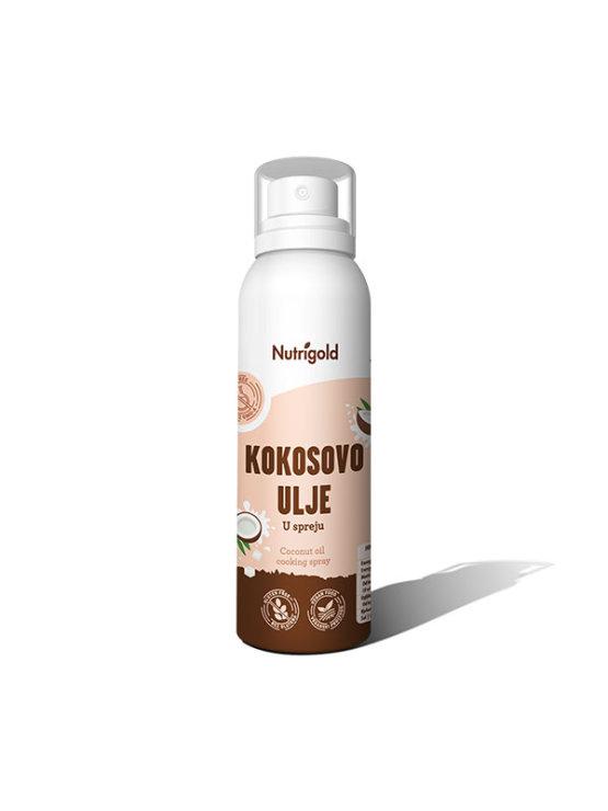 Nutrigold Kokosovo ulje u spreju u ambalaži od 201g