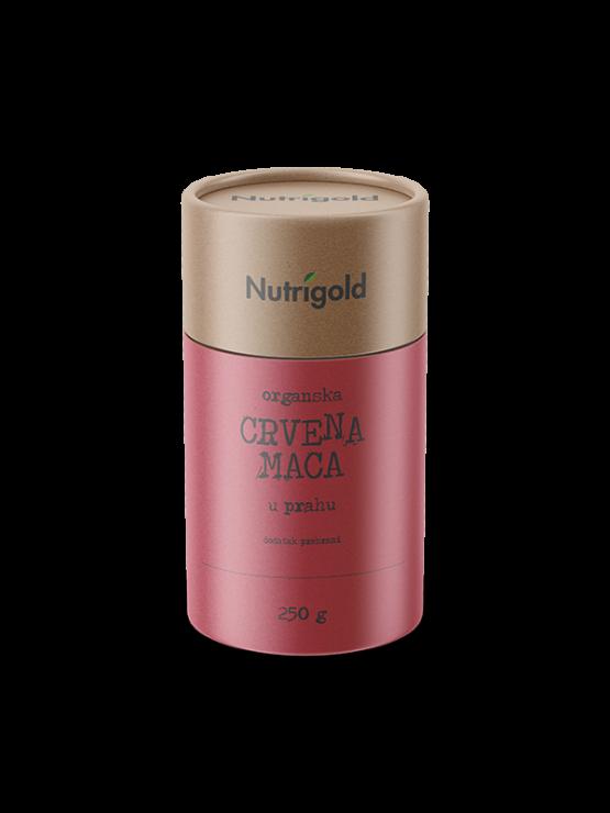 Nutrigoldov crveni maca prah u ambalaži 250g