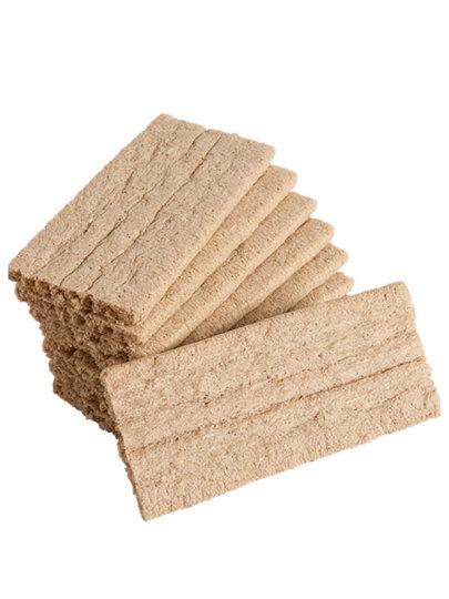 Nutrigold hrskavi kruh od kukuruza u prozirnoj plastičnoj ambalaži 125g