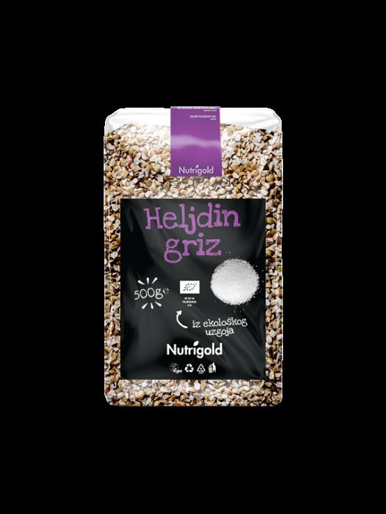 Organski Nutrigold heljdin griz u pakiranju od 500g