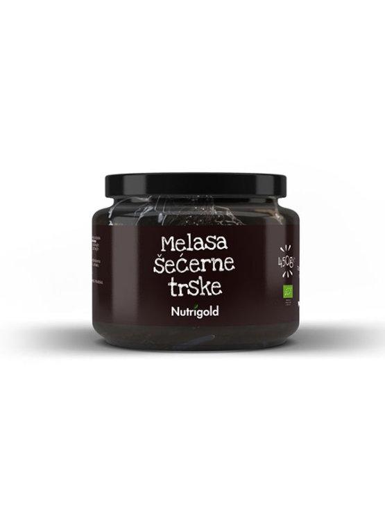 Nutrigold Melasa šećerne trske - Organska u staklenoj ambalaži 450g