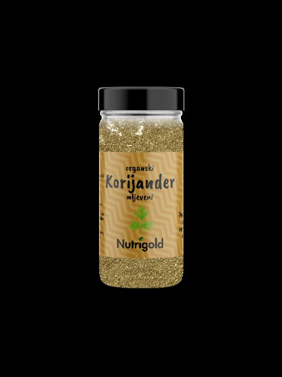 Nutrigold Korijander u prahu - Organski u staklenoj ambalaži 35g