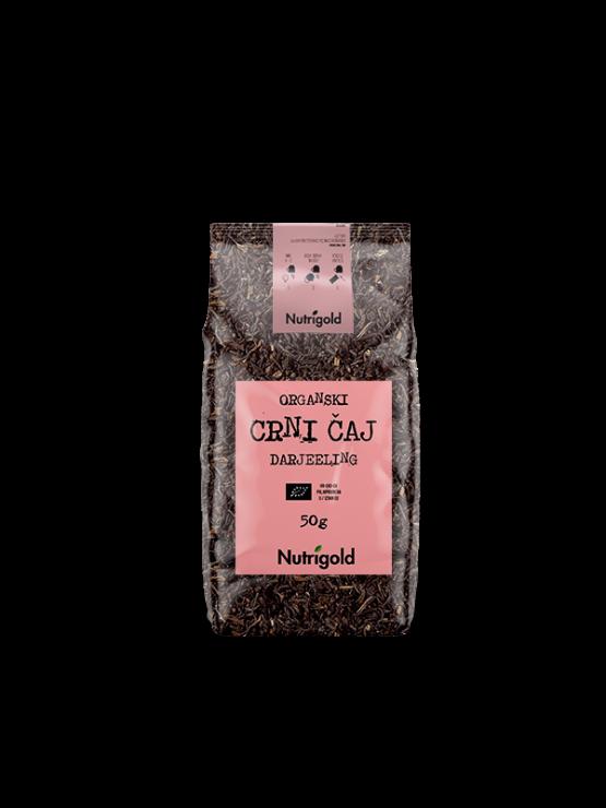 Crni čaj Darjeeling u prozirnoj plastičnoj ambalaži 50g