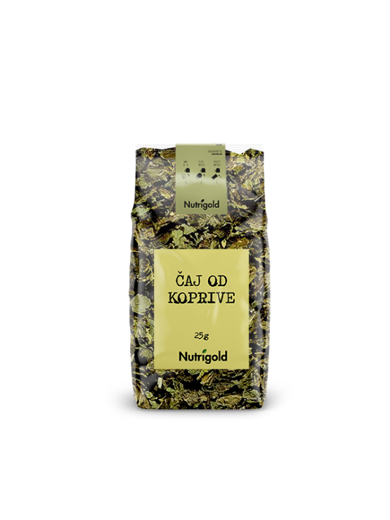 Čaj od koprive - 25g Nutrigold