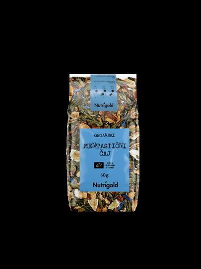 mješavina čaja u prozirnoj plastičnoj ambalaži od 60g