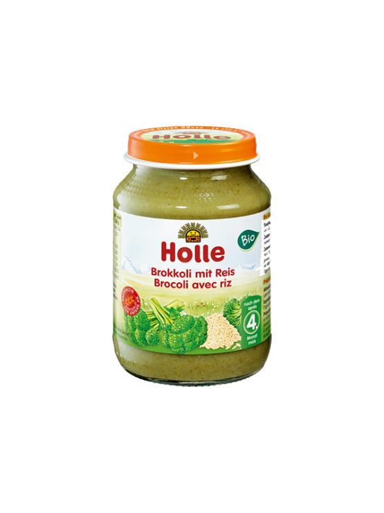 Holle organska kašica od brokule s rižom u staklenci od 190g