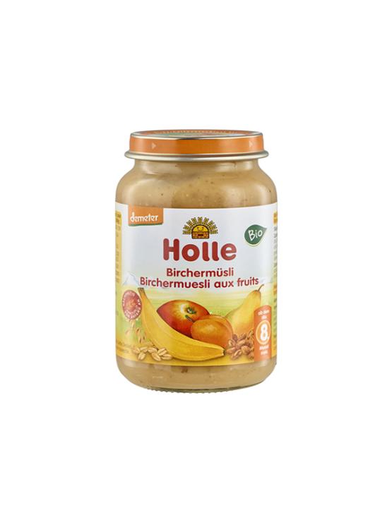 Holle organska kašica s voćem i muslima u staklenci od 220g