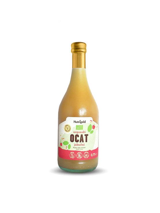 Nutrigold jabučni ocat u staklenoj ambalaži 0,75l