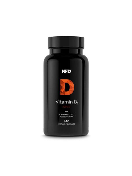 240 tableta vitamina D3 2000ui u crnom plastičnom pakiranju