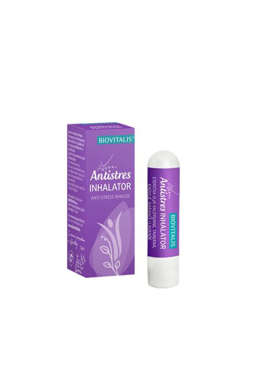 Biovitalis antistres inhalator 1,5g u džepnom pakiranju