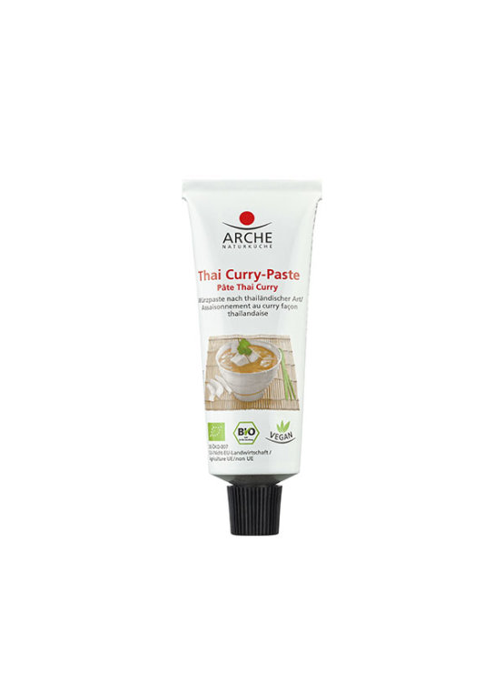 Arche organic Thai curry paste in a 50g tube