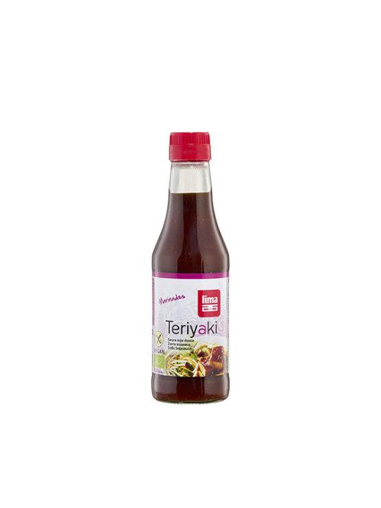 Lima organski teriyaki slatki umak od soje u prozirnoj ambalaži od 250ml