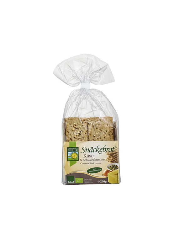 organski Bohlsener Muhle hrskavi krekeri sir & kumin u pakiranju od 200g
