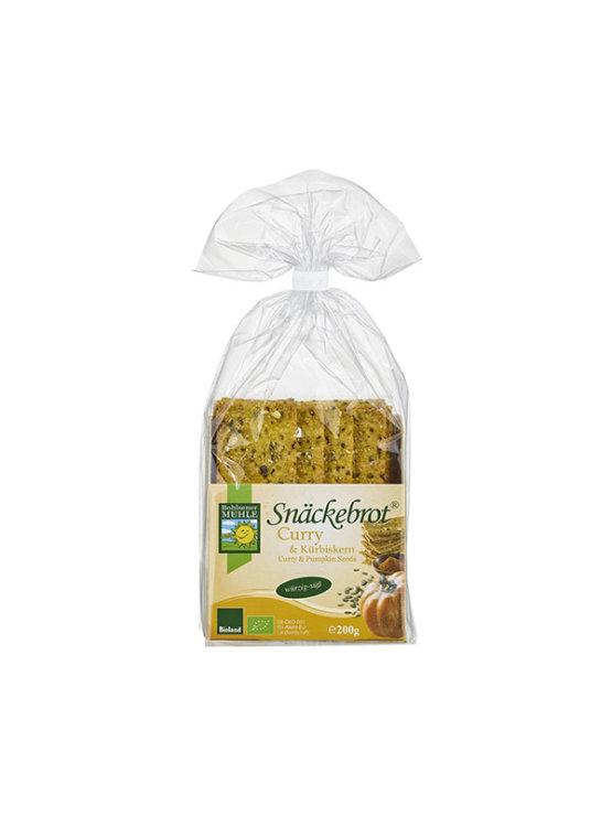 Organski Bohlsener Muhle hrskavi krekeri curry & bundeva u pakiranju od 200g