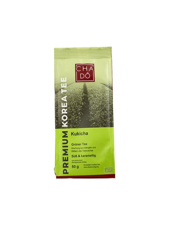 Organski Cha Dô kukicha zeleni čaj u pakiranju od 50g
