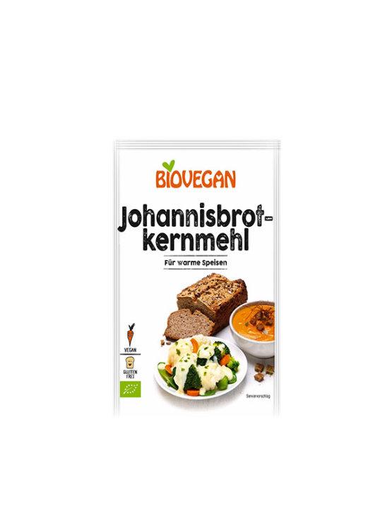 Biovegan organsko brašno od sjemenki rogača bez glutena u pakiranju od 100g