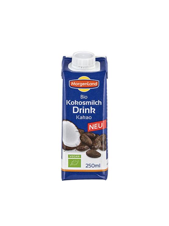 Organsko Morgenland kokosovo mlijeko s kakaom u tetrapaku od 250ml