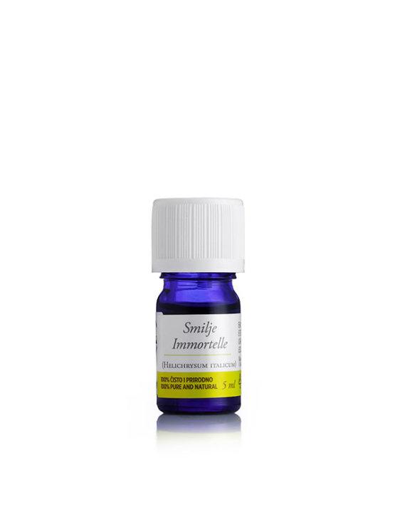 Immortella eterično ulje od smilja u staklenoj ambalaži od 5 ml