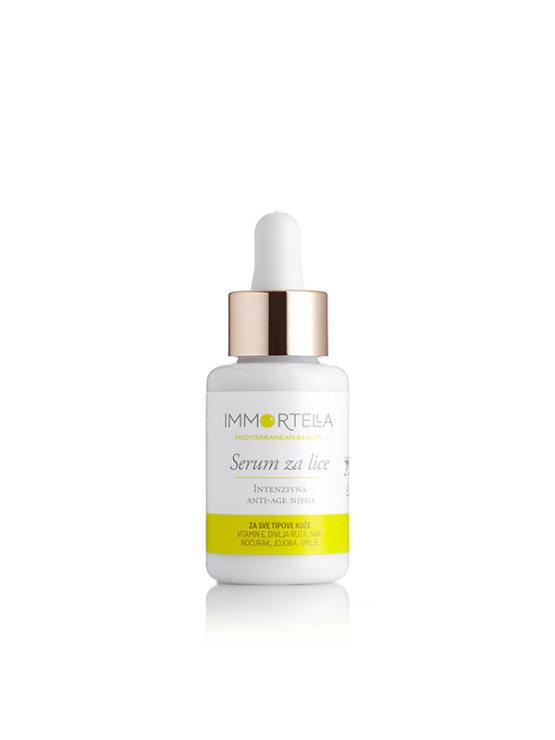 Immortella intenzivni anti-age serum za lice u ambalaži od 30ml