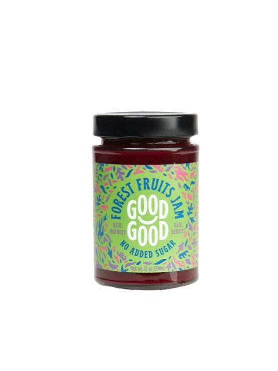 Via Healthy džem od šumskog voća sa stevijom u staklenoj ambalaži od 330g