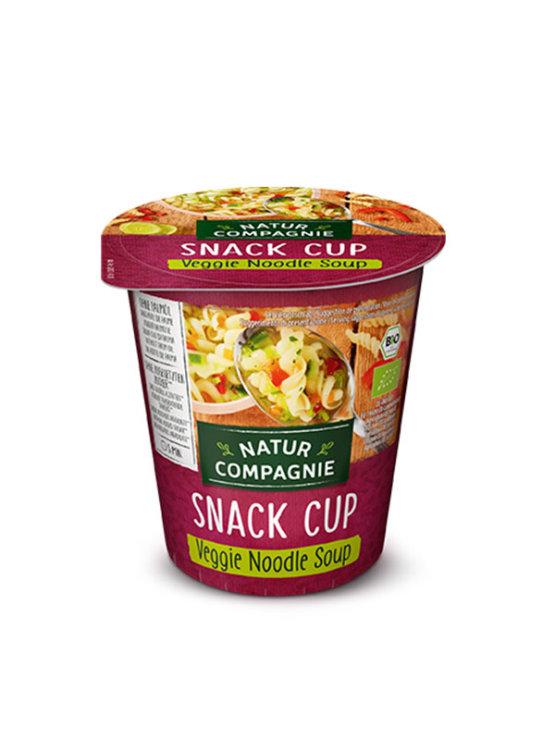 Organska Natur Compagnie snack cup vege juha s reznacima u pakiranju od 50g