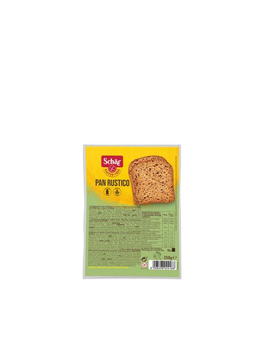Schar bezglutenski tamni kruh u pakiranju od 250g