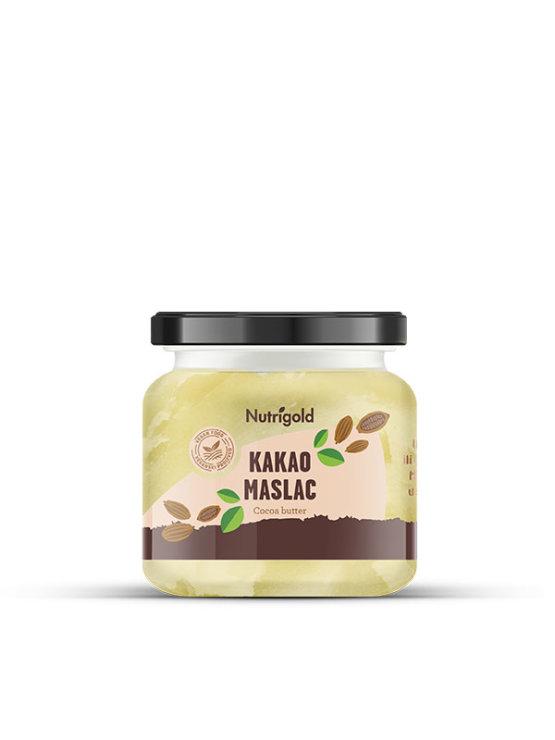 Nutrigold kakao maslac u staklenoj ambalaži od 250g