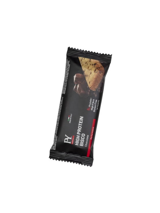 Pasta Young protein chocolate chip biscuit in a 37g packaging