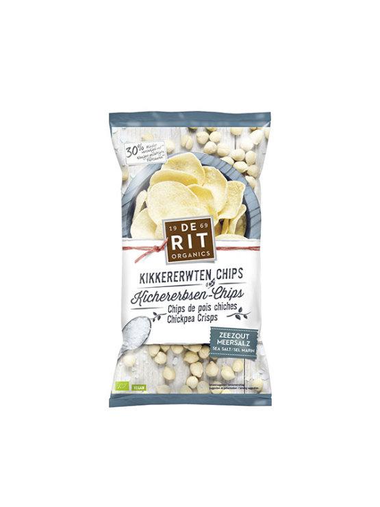 De Rit organski čips od slanutka i morske soli u pakiranju od 75g