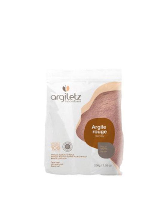 Argiletz crvena glina u prahu za lice, kosu i kupku u pakiranju od 200g