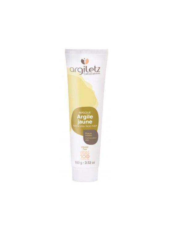 Argiletz maska za lice od žute gline u tubastoj ambalaži od 100 g