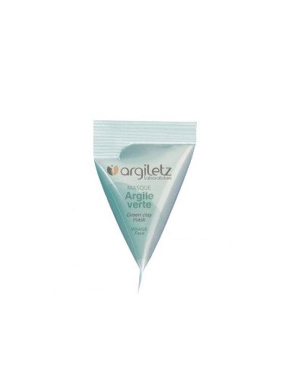 Argiletz maska za lice od zelene gline u pakiranju od 15ml