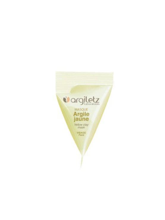 Argiletz maska od žute gline za lice u pakiranju od 15 ml