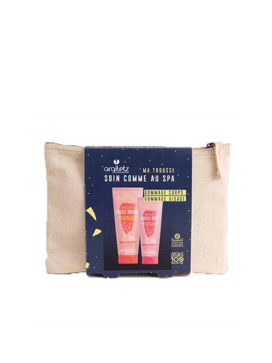 Argiletz paket za svakodnevni spa tretman u pamučnoj torbici