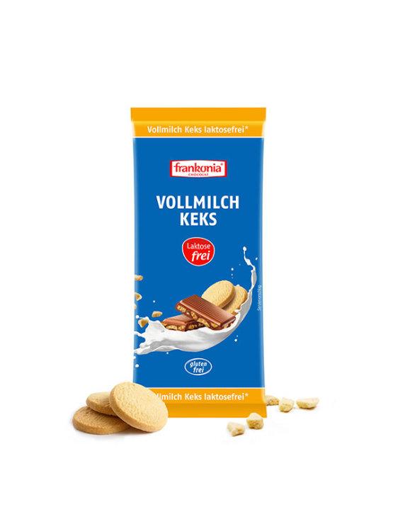 Frankonia mliječna čokolada s keksom bez glutena u pakiranju od 100g