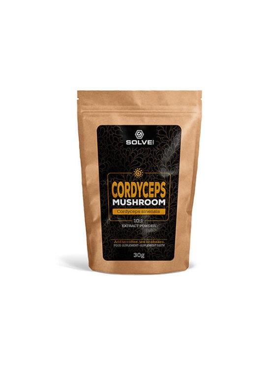 Cordyceps ekstrakt 30g - Solve