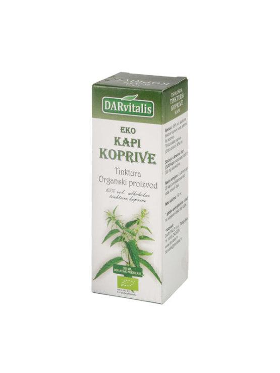 Organske Darvitalis kapi koprive u tamnoj staklenoj ambalaži od 50 ml