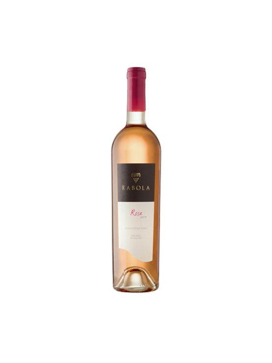 Eko kabola vino rosa 2020. u staklenoj ambalaži od 0,75l